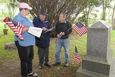 62 Civil War vets honored in Glen Ellyn