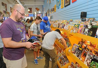 Free Comics Day in La Grange