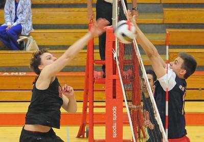 Glenbard East volleyball title