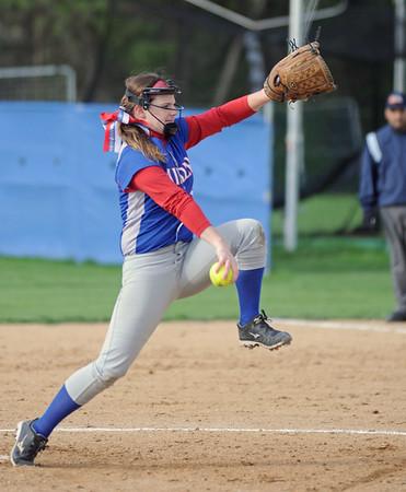 Illiana Christian at Glenbard South softball