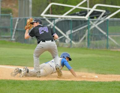 Lyons Township at Downers Grove North baseball