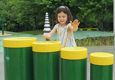 Phase 1 of Sensory Garden Playground opens in Wheaton