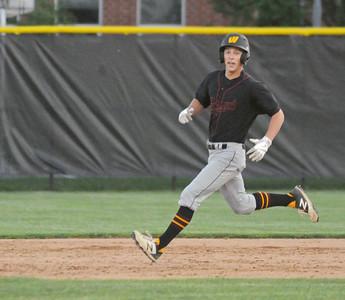 Westmont baseball sectional