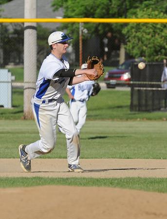 Wheaton Academy at Riverside Brookfield baseball