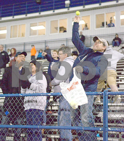 Downers Grove boys lacrosse co-op team hosted its youth night