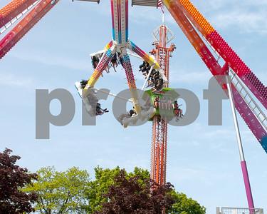 The carnaval was a big hit during Taste of Glen Ellyn on Saturday. David Toney for Shaw Media