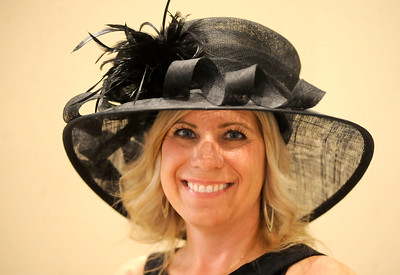 Mad Hatter Day at the Derby