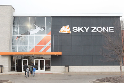 Candace H. Johnson-For Shaw Media Sky Zone, a new 27,000 sq.ft. indoor trampoline park, is located at 701 N. Milwaukee Avenue in Vernon Hills.(4/24/18)
