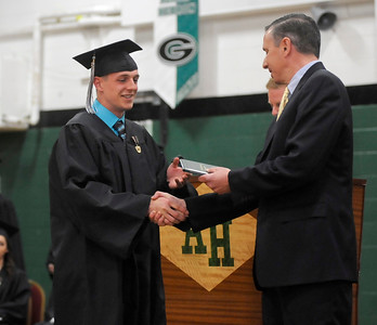 Alden-Hebron High School Commencement