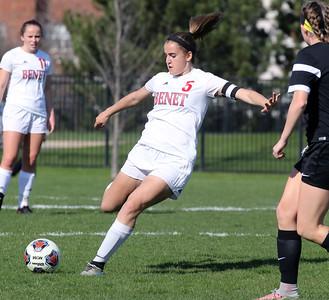 Benet vs. Wheaton Academy Girls' Soccer