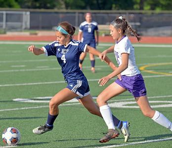 IC Catholic Prep girls soccer