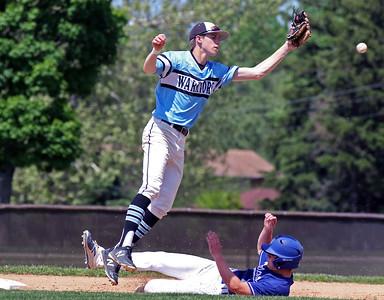 Wheaton North vs. Willowbrook regional baseball