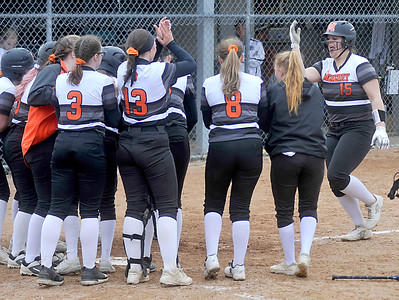 McHenry Cary-Grove Softball