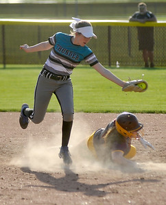 Woodstock North Richmond-Burton Softball