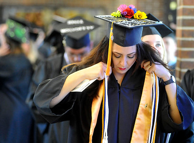 McHenry County College Spring Commencement