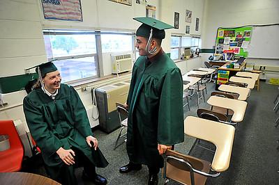 Alden-Hebron High School Commencement Ceremony