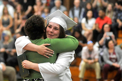 Alden-Hebron High School Commencement Ceremony