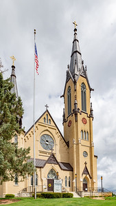 St. John the Baptist Church in Johnsburg, Sunday, May 19, 2019.