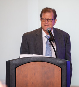 Randy Smith of General Kinematics was a keynote speaker at the 2019 Crystal Lake Chamber of Commerce Awards held Thursday, May 23, 2019 in Crystal Lake. KKoontz- For Shaw Media