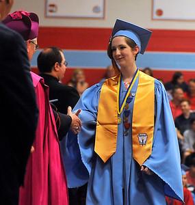 Marian Central Graduation