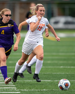 Crystal Lake Central senior Taylor Bittenbender moves the ball through the Wauconda defense in the IHSA Class 2A Supersectional game Tuesday, May 28, 2019 in Grayslake. Wauconda gets the 2-1 win to advance to the State Semifinals. KKoontz – For Shaw Media