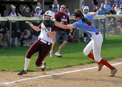Marengo Marian Central Softball