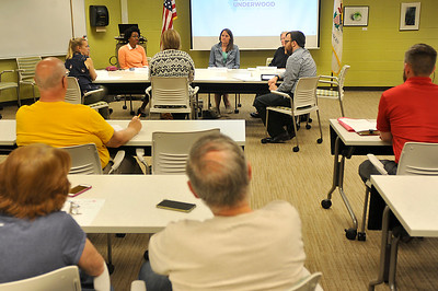 Underwood Foster Care Roundtable