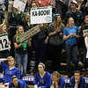 Jeff Krage – For the Kane County Chronicle<br /> The Geneva bench show their disappointment Thursday as the Vikings lose to Glenbard West in the IHSA class 3A sectional championship at Larkin High School.<br /> Elgin 11/1/12