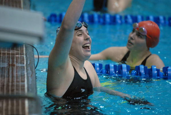 Girls State Swim and Diving