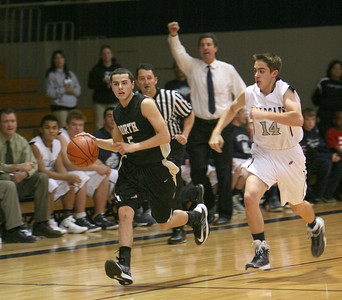 Glenbard North vs West Chicago boys basketball