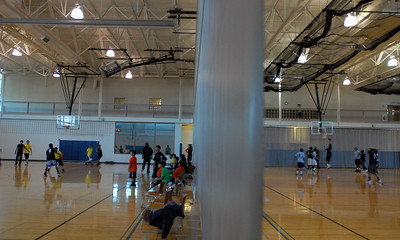 Muslim assoc. hosts b-ball tournament