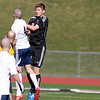 Wheaton Academy is defeated 2-1 in penalty kicks to Peoria Notre Dame in the IHSA Class 2A state semifinals Friday at Lincoln-Way North High School in Frankfort. (Sandy Bressner photo)