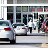 Shoppers leave Kohl's in Batavia during Black Friday.