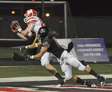 Bolingbrook ends football season