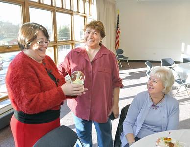 Christine Kuhn farewell reception