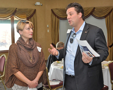 Downers Grove chamber lunch