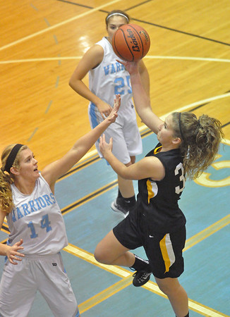 Glenbard North at Willowbrook girls basketball