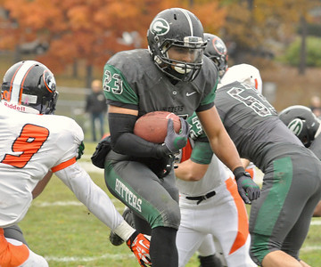 Glenbard West wins football playoff opener