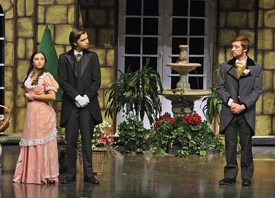 Lisle High School's Importance of Being Earnest
