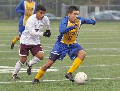 Lyons Township-Morton soccer sectional final