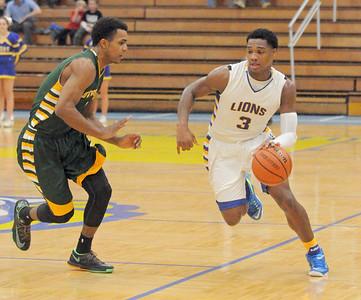 Stevenson at Lyons Township boys basketball