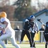 Geneva Quarterback Daniel Santacaterina (7) throws a pass against Hononegah during their 7A playoff game<br /> at Geneva High School in Geneva, IL on Saturday, November 08, 2014 (Sean King for Shaw Media)