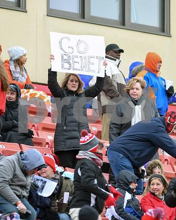 Benet football in state semifinals