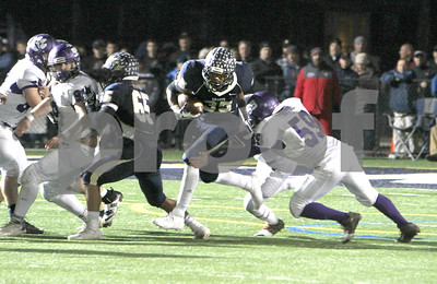 IC Catholic Football playoffs