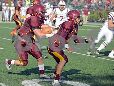 Montini quarterfinal football