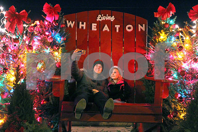 Wheaton Christmas Parade 2017