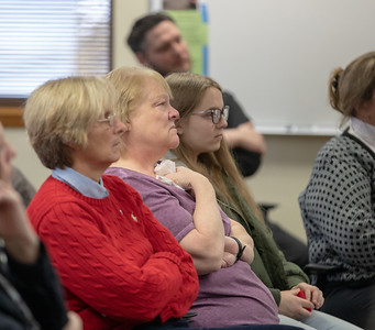 Area residents gathered at the annual Day of Remembrance event hosted by the Suicide Prevention Task Force and Survivors Loss support groups Saturday, November 17, 2018 in Crystal Lake. The group honored those lost through the sharing of stories and memories, while providing comfort, understanding, and hope to those left behind. KKoontz – For Shaw Media