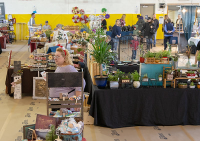 The 2nd Annual Kris Kringle Market featuring Affordable, handmade, and unique gifts for family and friends was attended by area residents Saturday, November 17, 2018 in McHenry.  KKoontz – For Shaw Media