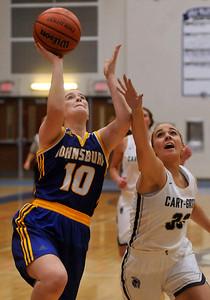 Cary-Grove vs. Johnsburg Girls Basketball