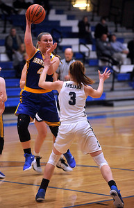 Cary-Grove vs. Johnsburg Girls Basketball